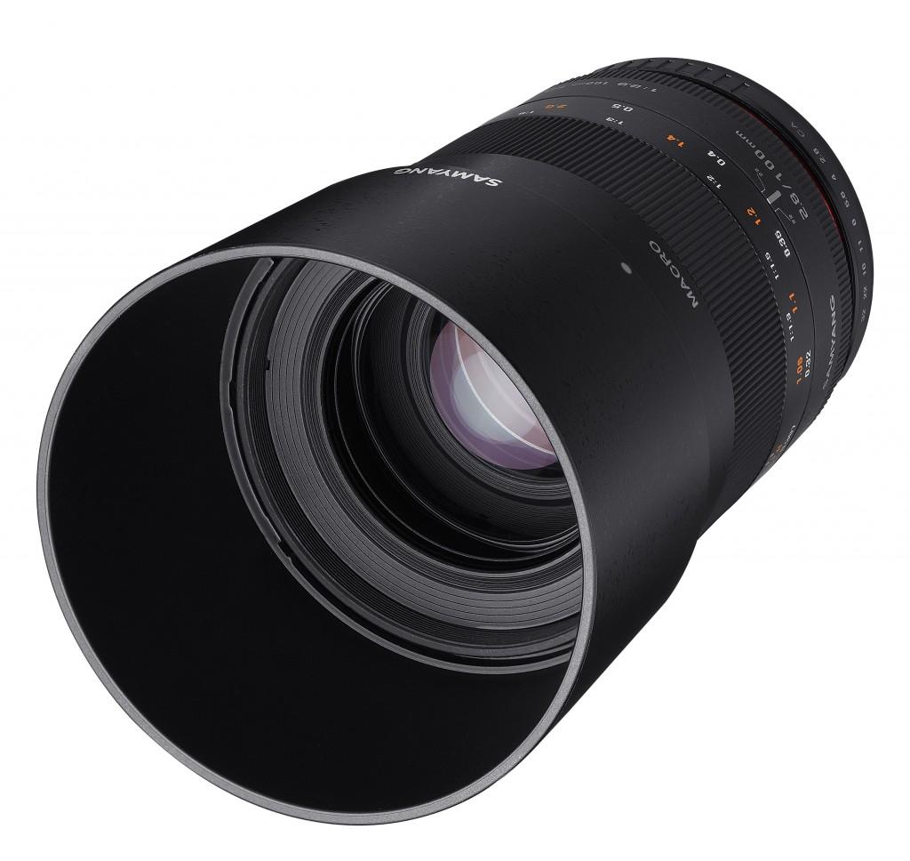 100mm F2.8 macro - 4 lens