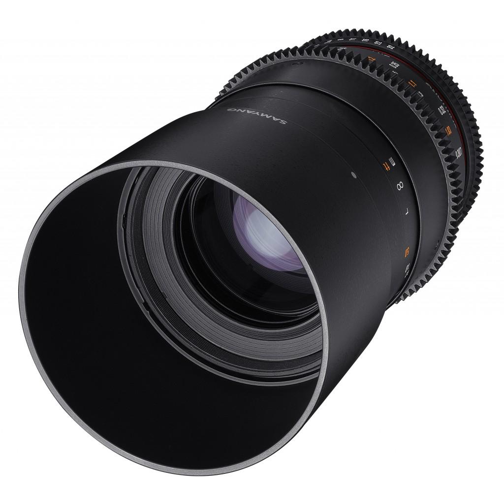 100mm T3.1 macro - 4 lens