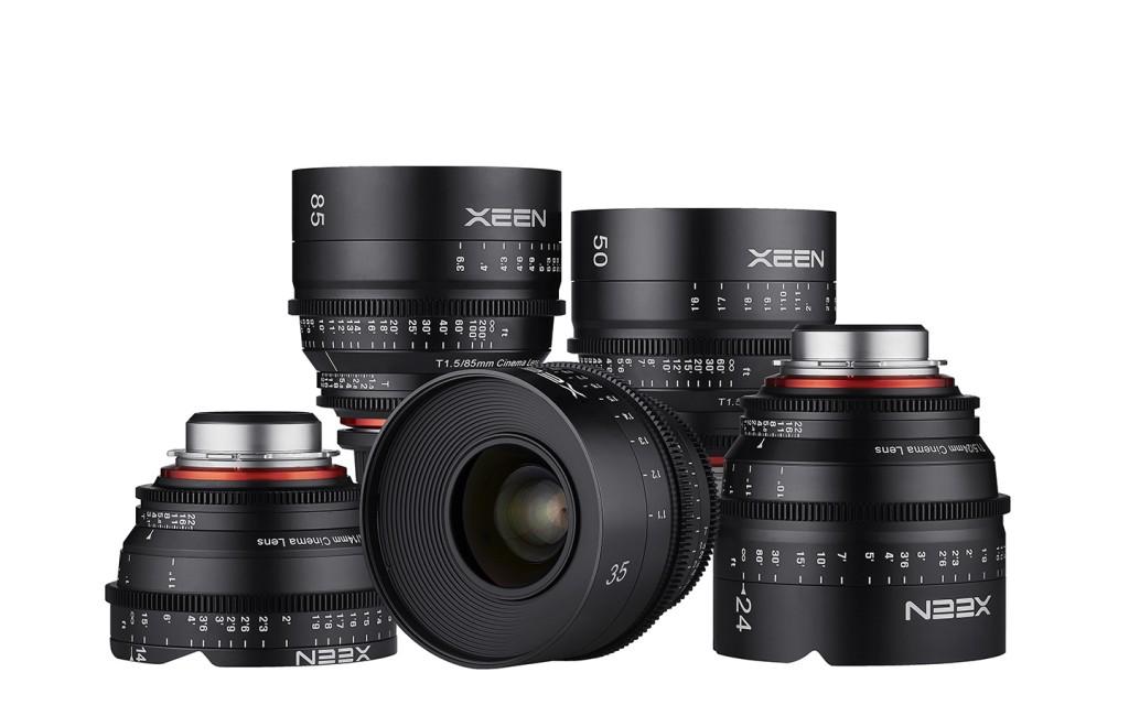 XEEN_Perfect Five-Lens-Set